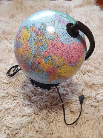 Глобус-светилтник