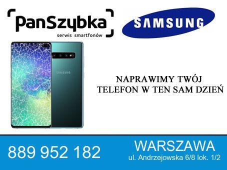 Szybka+ Wymiana Samsung S7 edge S8 S9 S10 S10 S10E S20 PLUS + NOTE 8 9