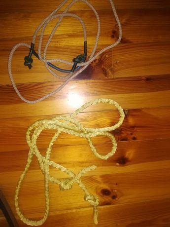Продам 2 скакалки художественная гимнастика