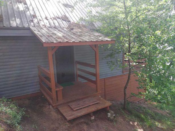 Domek do wynajęcia nad jeziorem Przewięź augustów studzienicz