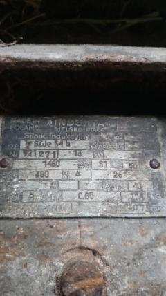 Silnik 13 kw Sprawny