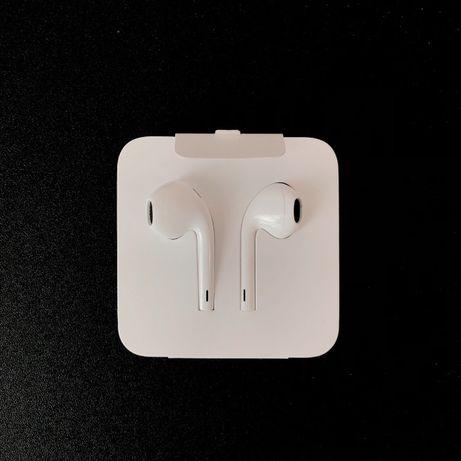 Наушники Apple оригинальные - проводные