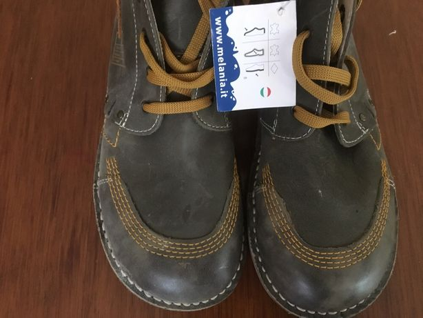 Ботинки для мальчика, фирма «Мелания»