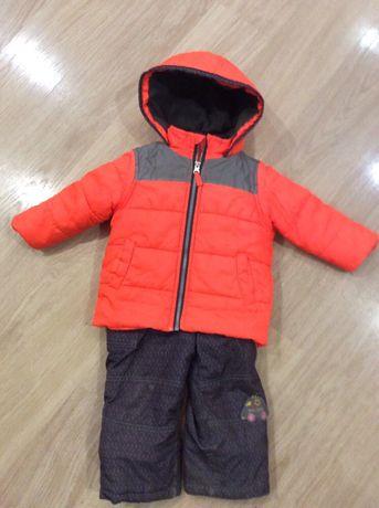 Костюм Carter's) куртка). комбинезон carter's