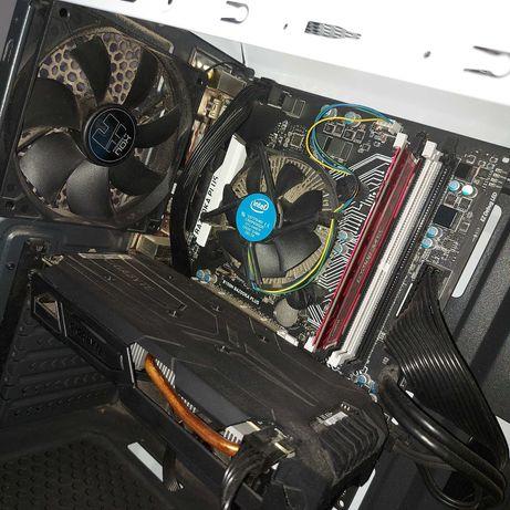 Desktop Gaming Rtx 1050 ti