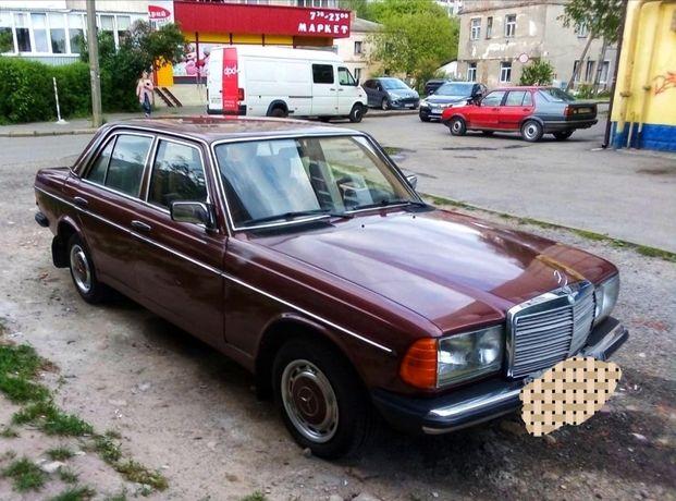 Продам автомобіль в хорошому стані Merctdes - Benz 123