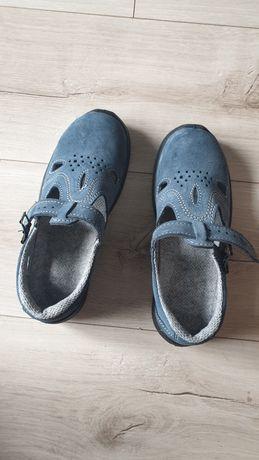 Sandały robocze r 36 nowe