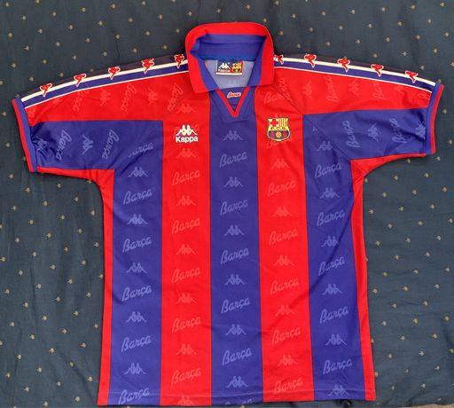 FC Barcelona Kappa 95-97 roz. L