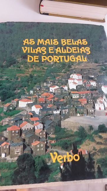 Livro as mais belas vilas e aldeias de Portugal da verbo