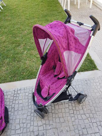 Carro bebé quinny zapp rosa