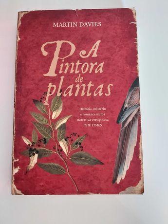 A pintora de plantas c/ portes incluídos