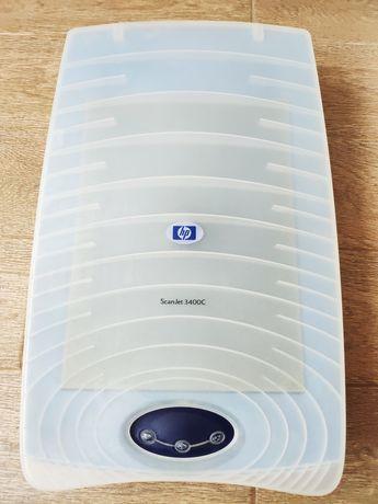 Сканер HP ScanJet3400C