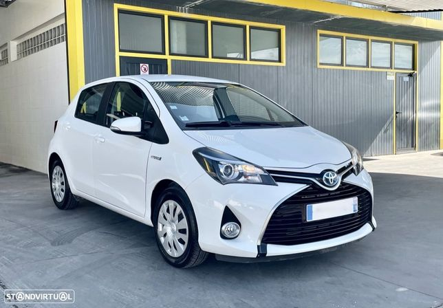 Toyota Yaris 1.5 HSD Comfort +P.Style+Navi