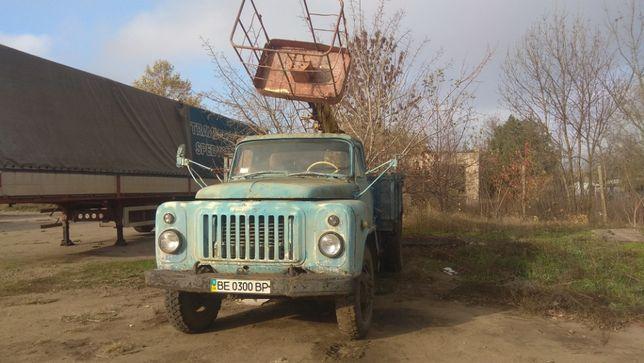Газ 52 (автовышка), 1984г.в.