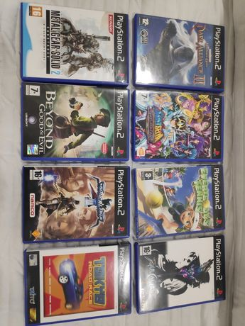 Jogos PlayStation ps psx 2