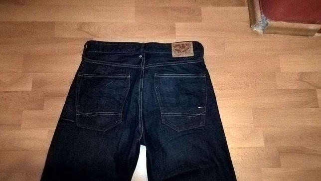 Spodnie jeansowe Jeans Tommy Hilfiger W31L34 Jak Nowe