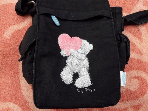 Сумка для девочки через плечо б/у Мишка Тедди Teddy