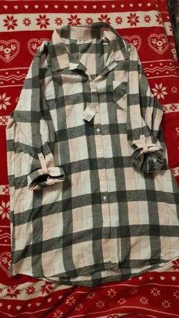 NOWA koszula F & F, moze byc do karmienia