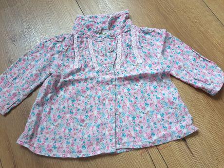 Koszula w kwiatki Next. r.68