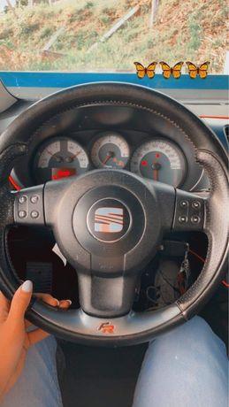 Seat Leon 1P FR Tiago Monteiro