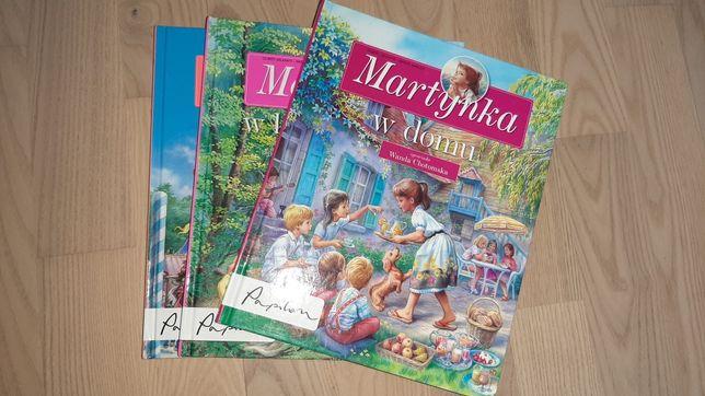Tom książek,, Martynka''