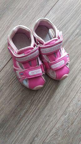 Босоніжки для дівчинки 22 босоножки сандали