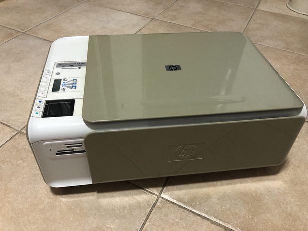 Impressora multifunções HP Photosmart C4280