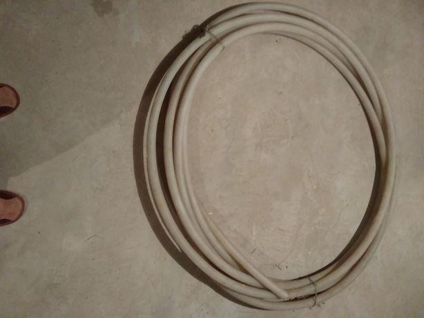 Rura polietynowa PE fi 24 ścianka 3 mm.