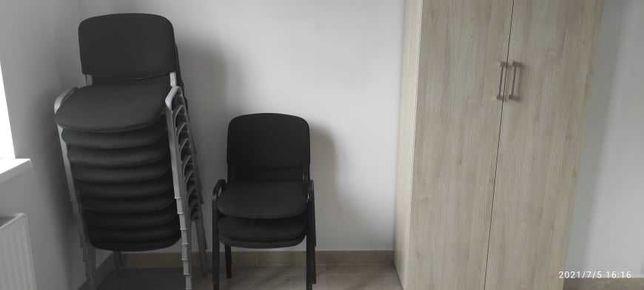Krzesła ISO Warszawa - używane - biurowe konferencyjne hotelowe HIT