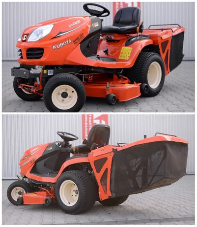 Traktorek Kubota GR2120/ (130901) - Baras