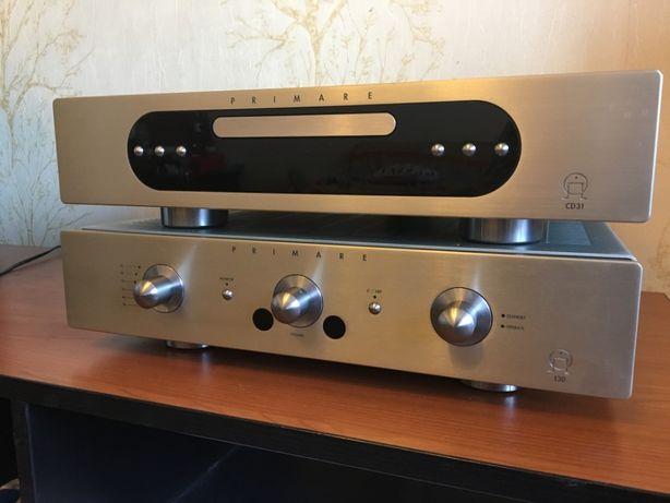Продам Проигрыватель CD PRIMARE CD31 +Усилитель PRIMARE I30