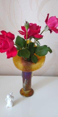 Продам вазу из муранского стекла