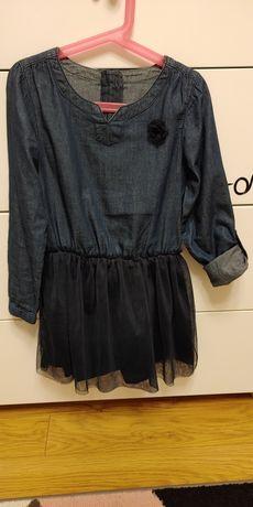 Sukienka jeansowa Cool Club r.128