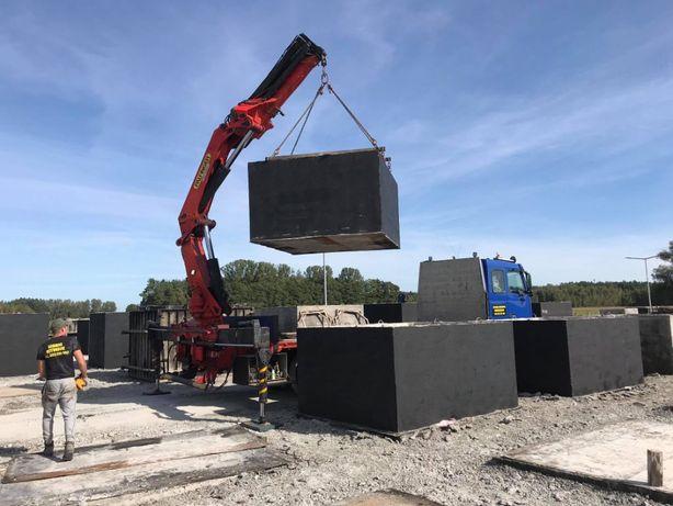 Szamba betonowe Zbiorniki na Deszczowke z wykopem  Garwolin