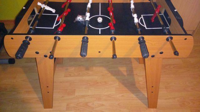 Piłkarzyki - stół do gry