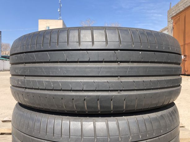 225/40 r18 Резина летняя Pirelli PZero