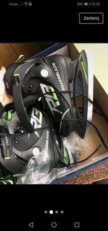 Nowe łyżwy rollerblade