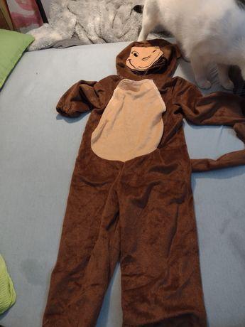 Strój karnawałowy małpka