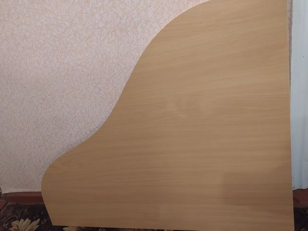 Столешница углового письменного стола(без ножек)