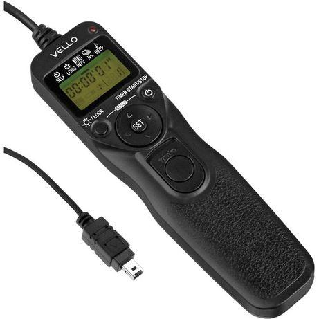 Пульт проводной с таймером Vello ShutterBoss II для Nikon разъем DC2