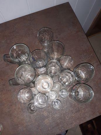 Oddam szklanki, kieliszki i kufle