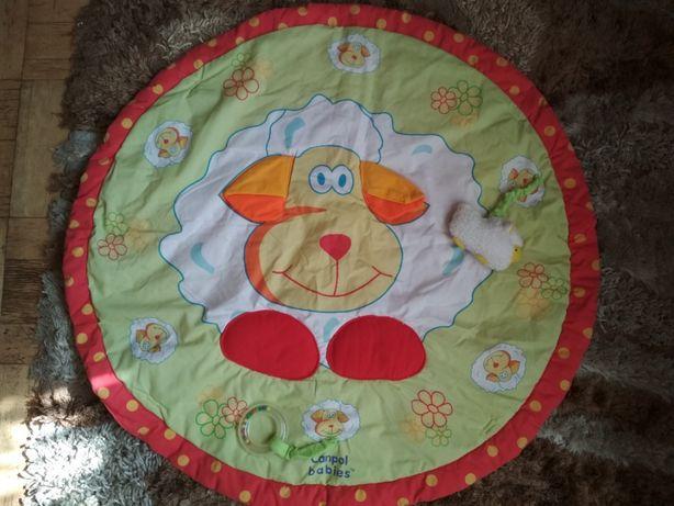 Mata edukacyjna Canpol Baby owieczka 85x90