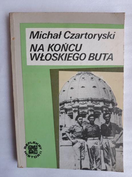 Na końcu włoskiego buta; Michał Czartoryski