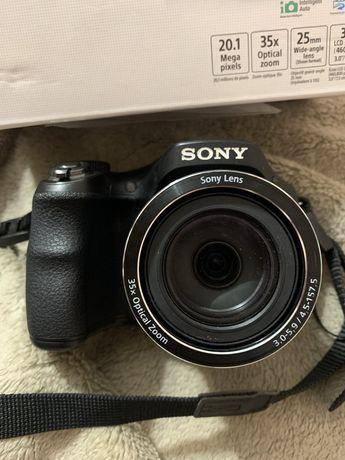 Фотоапарат sony  dsc  h300