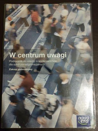 W centrum uwagi podręcznik
