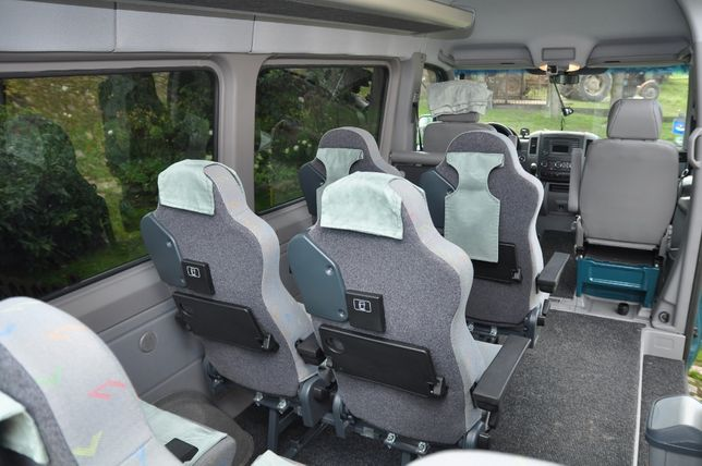 Fotel kanapa VW Crafter Idealne .