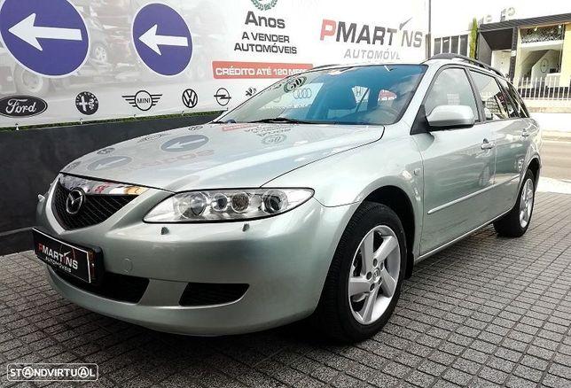 Mazda 6 2.0 MZR-CD Exclusive
