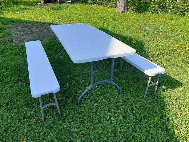 Оренда розкладних столів та лавок для урочистих подій