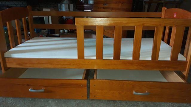 Łóżko jednoosobowe 160x70