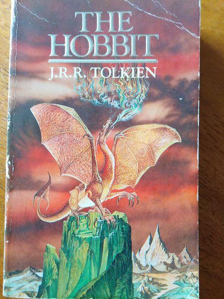 The Hobbit J.R.R.Tolken, język angielski, oryginał